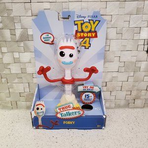 Toy Story Forky Talking Forky - True Talkers